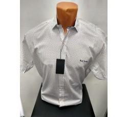 Рубашка Paul smith бел (slim)