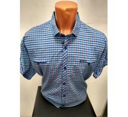 Рубашка Bagarda 1851 (slim)