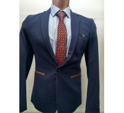 Пиджак приталенный (slim) Hugo Surpass1