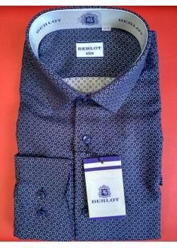 Рубашка Berlot BSDE 517