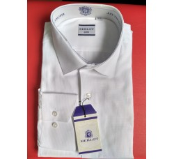 Рубашка Berlot BSDE 344 белая