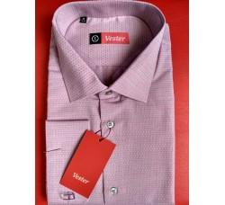 Рубашка Vester 70714 розовая