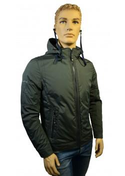 Куртка осенняя Black Vinil 830