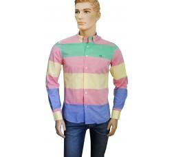 Рубашка Napoly jous яркая-полосатая